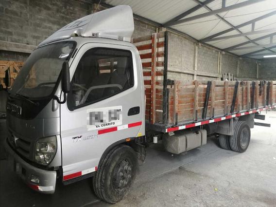 Camion Foton 4.9 Planchon Ferretero.