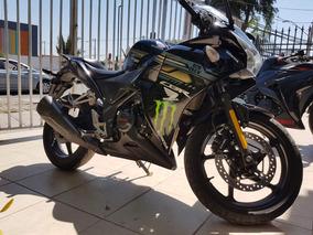 Honda Cbr250r   21.000 Kms   2017   Casco + Guantes