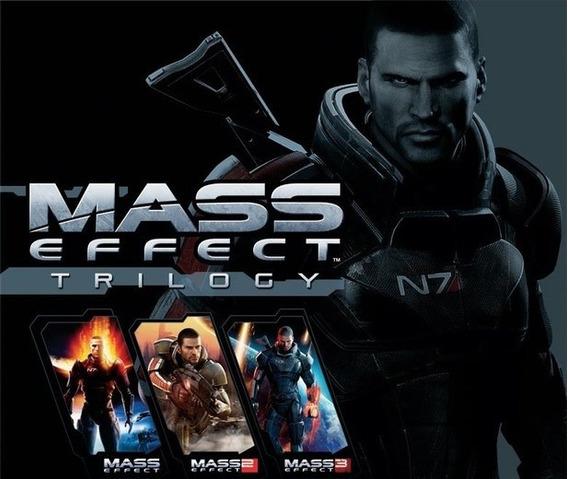Mass Effect Trilogy - Ps3 (digital)