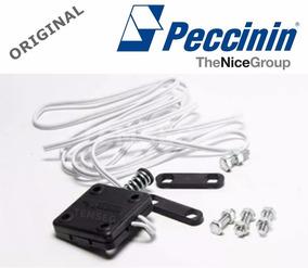 Sensor Fim De Curso C/ Mola Para Motores Basculante Peccini