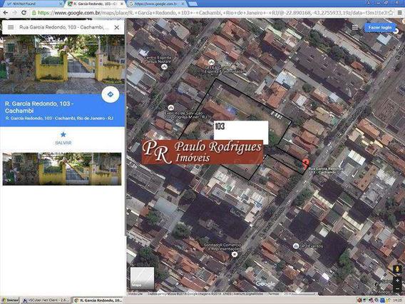 (ref.:348)terreno Bairro Cachambi - Rio De Janeiro - V348