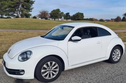 Volkswagen New Beetle Tsi 1.4 Desing Dq