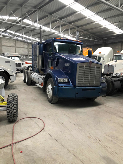 Tractocamion Kenworth T800 2006 Mexicano Isx450/18/46000