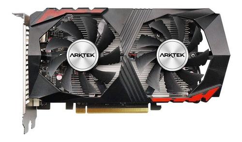 Imagen 1 de 6 de Placa Video Arktek Nvidia Geforce Gtx 1050ti 4gb Hdmi Pc