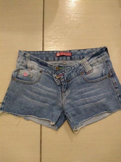 Short Jeans Bonito Aproveitem A Promoção Oferta Especial