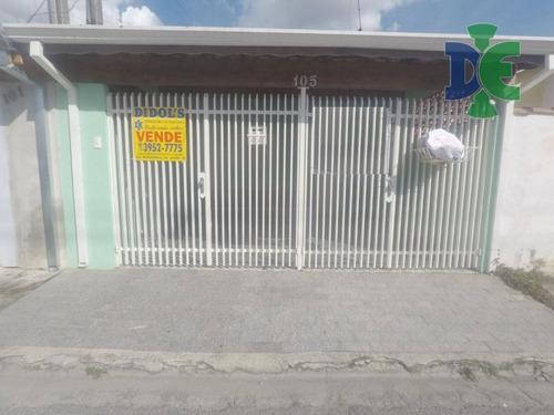 Casa Com 2 Dormitórios À Venda, 112 M² Por R$ 220.000,00 - Cidade Jardim - Jacareí/sp - Ca0144