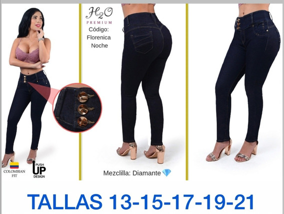 Dulce Tentación H2o Jeans Colombs.