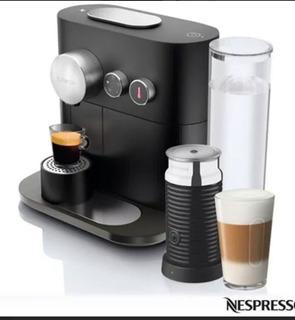 Cafeteira Nespresso Expert 110v Com Espumador De Leite