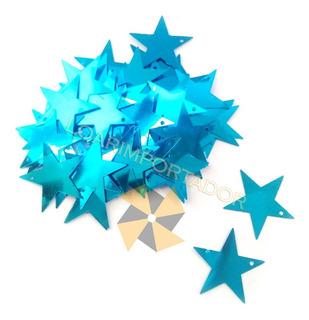 Estrellas Planas Decoracion Souvenir Económicas Hadas X 100u