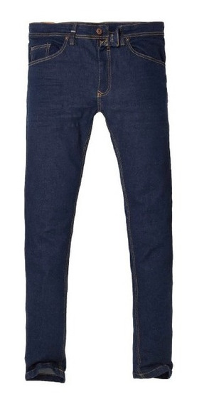 Pantalon Jean Spender Clean Arrugas 3d   Raiders (8021604)