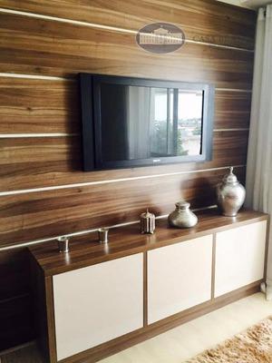 Apartamento Residencial À Venda, Parque Das Paineiras, Birigüi. - Ap0300