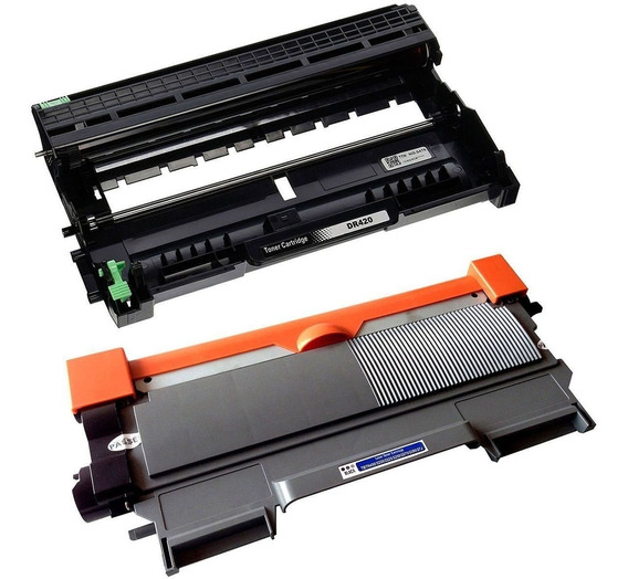 1 Cilindro + 2 Toner Dcp7065 Mfc7860 Dcp7055 Mfc7460 Tn450
