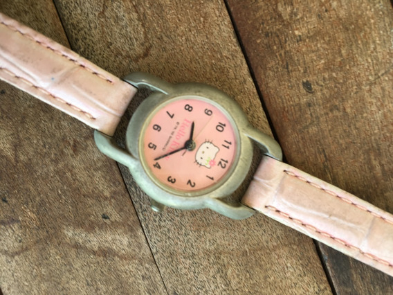 Relógio Baby-g Hello Kitty Edição Limitada Raro