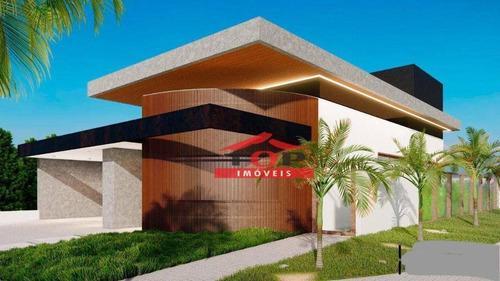 Imagem 1 de 14 de Casa Com 3 Dormitórios À Venda, 210 M² Por R$ 1.500.000,00 - Tamboré - Bauru/sp - Ca1031