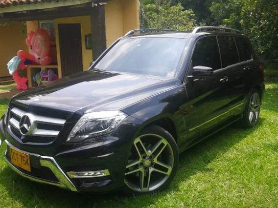 Mercedes-benz Clase Glk 220 Dsl 2015