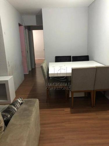 Imagem 1 de 30 de Apartamento À Venda, 64 M² Por R$ 350.000,00 - Jardim - Santo André/sp - Ap10782