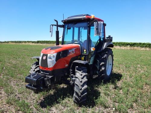 Tractor Hattat Valtra. C3080