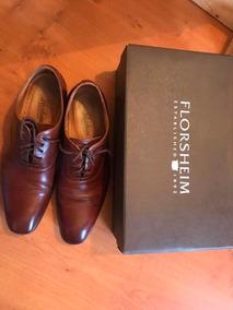Zapatos Florsheim De Cuero N 44