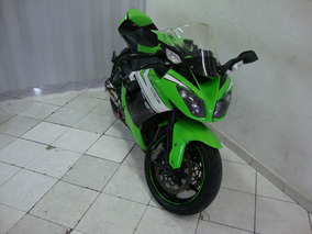 Kawasaki Ninja Zx10 R Verde 2010 Com Apenas 24.000kms