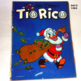 Revista Tío Rico Zig-zag Años 60-70 Regular Estado,valor C/u