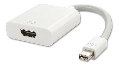 Cable Adaptador Mini Dp Thunderbolt A Hdmi Digital 25cms