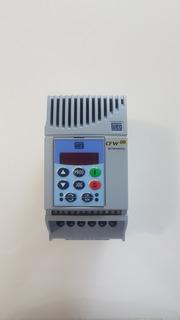 Inversor De Frequência 0,5cv 220v Cfw080026s2024psz - Weg