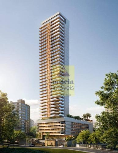Imagem 1 de 18 de Apartamento Com 3 Dormitórios À Venda, 144 M² Por R$ 2.132.853,00 - Sumarezinho - São Paulo/sp - Ap2701
