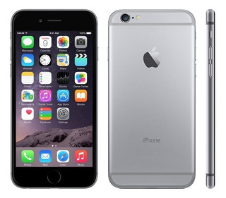 iPhone 6 64gb Apple Desbloqueado Nf Garantia Bateria Nova