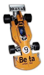 March 751 1975 V Brambilla 1/43 Oficial F1 + Fasciculo
