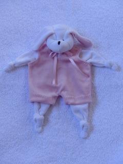 Muñeco Plush - Peluche Juguete Para Bebés - Trapito De Apego