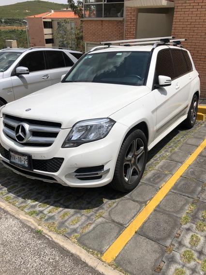 Mercedes Benz Glk Unico Dueño