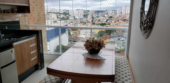 Apartamento 99m² Varanda Gourmet Valencya Bela Vista Osasco