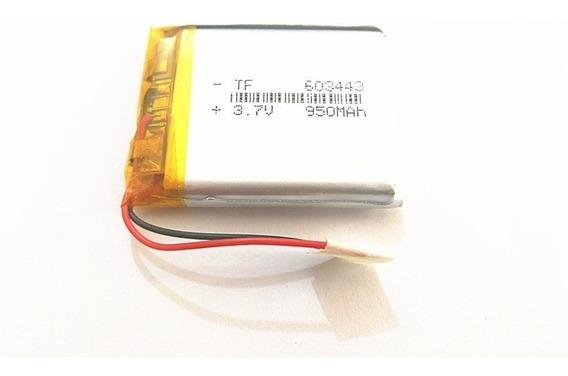 1 Peça Bateria Gps Ciclismo Igpsport Igs10e 2 Fios 950 Mah
