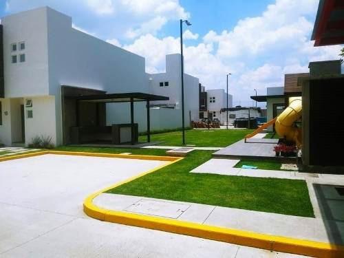 Venta Casa Nueva Fraccionamiento Tezontle San Mateo Atenco