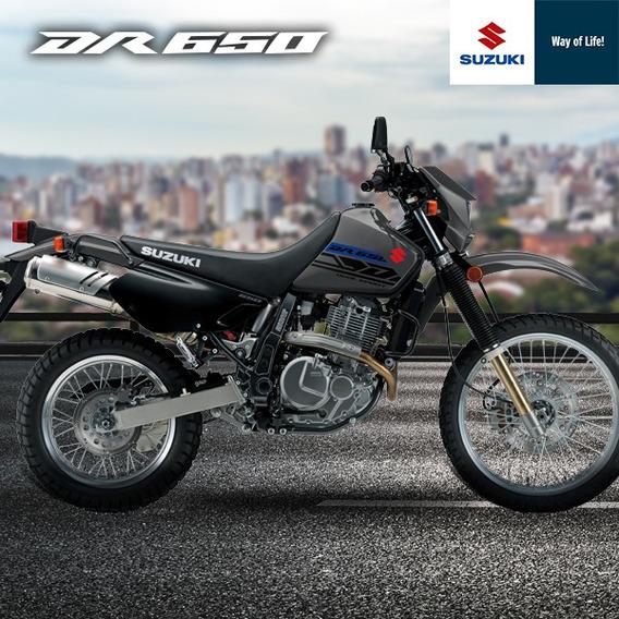 Suzuki,dr 650