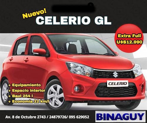 Suzuki Celerio Gl / 2021 / Extra Full / Permuto Y Financio!