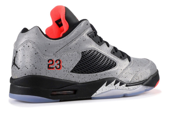 Zapato Jordan 5 Retro Low Neymar Talla 42 8.5us