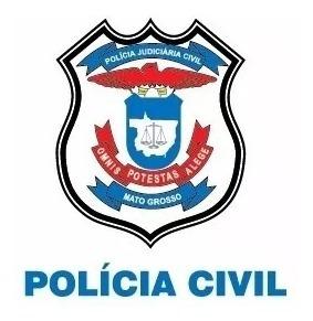 Apostila Digital Policia Civil Mato Grosso