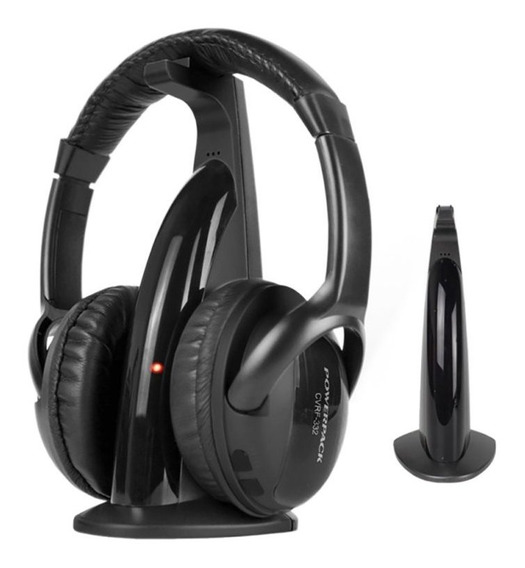 Headphone S/ Fio Powerpack Cvrf-332 Wireless - Novo Lacrado