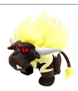 Capcom Monster Hunter Rajang Stuffed Plush 7.8