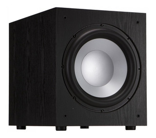 Subwoofer 12 Pulgadas Jamo J12 Sub Grave Audio Home Theater