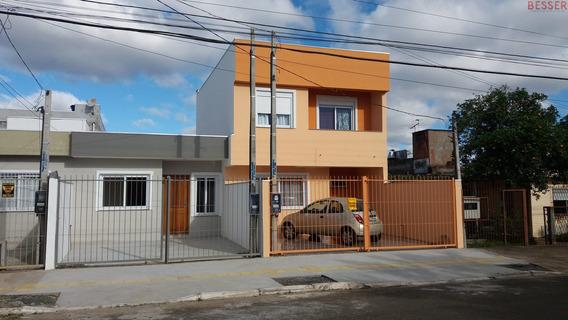 Excelente Casa Em Canoas | 2 Dormitorios - V-874