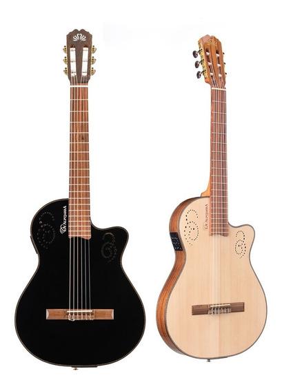 Guitarra Electroclasica La Alpujarra 300 Kec Con Eq - Cuotas