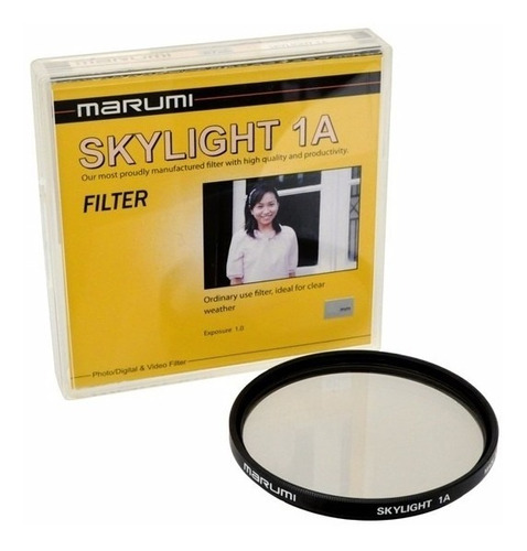 Filtro Skylight Marumi 49mm (679)
