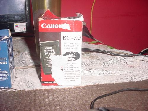 Tinta Canon Bc-20