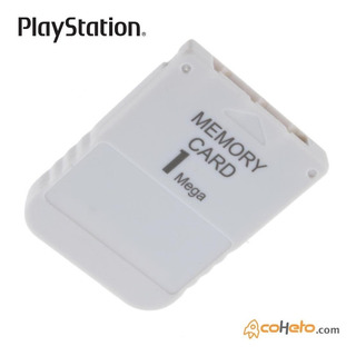 Memory Card Play Station 1 Ps1 15 Slots 1 Mb (coheto)