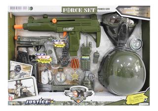 Set Militar C/sonido 1611189