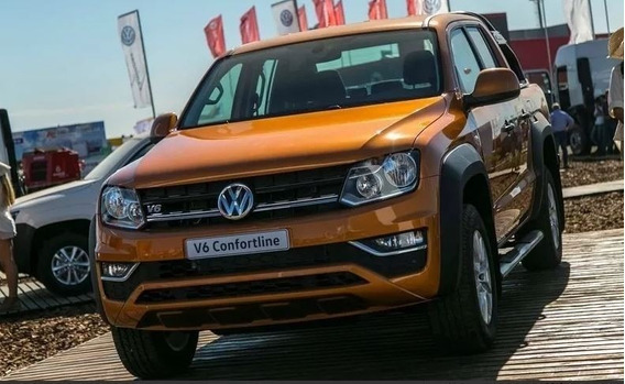 Volkswagen Amarok Conforline 3.0 258 Cv V6 Ok 2020 Ca