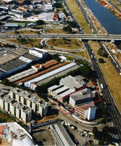 Imóvel Maravilhoso Na Marginal Tiete Para Locação Para Logistica De Todo Tipo De Empresa - 169-im293710
