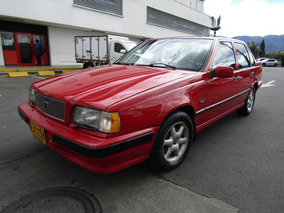 Volvo 850 Glt At 2400cc 4p